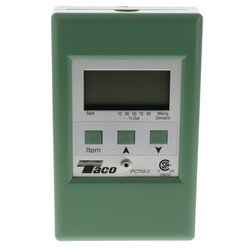 Taco PC705 Variable Speed Pump Control