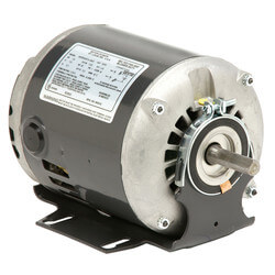 1 Spd Belted Fan/Blower Motor (115/208/230V, 1/3 HP, 1725 RPM) Product Image