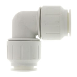 "3/4"" CTS Twist & Lock Speedfit Union Elbow Product Image"