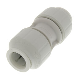 "1/2"" CTS Twist & Lock Speedfit Coupler Product Image"