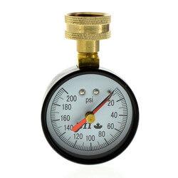"Water Test Gauge<br>3/4"" Hose Thread Product Image"