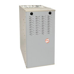 80,000 BTU 92% Efficiency, Single Stage, Upflow/Downflow/Horizontal Condensing Gas Furnace, 4 Ton