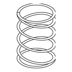 8-13 PSI Spring<br>for MK-4621 Product Image