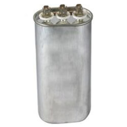 370V Oval Dual Run Capacitor (35/10 MFD) Product Image