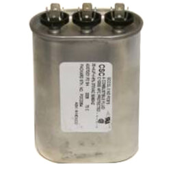 370V Oval Dual Run Capacitor (35/4 MFD) Product Image