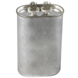 440V Oval Dual Run Capacitor (55 MFD) Product Image