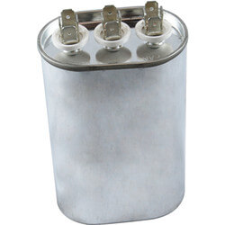 440V Oval Motor Run Capacitor (30+4 MFD) Product Image