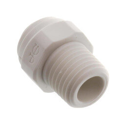 """1/4"""" Tube OD x 1/4"""" Male NPT Connector Product Image"""
