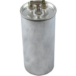 370V Round Dual Run Capacitor (50/5 MFD) Product Image