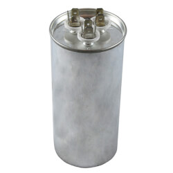 370V Round Dual Run Capacitor (55/5 MFD) Product Image