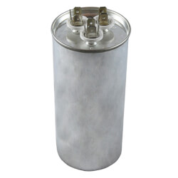 370V Round Dual Run Capacitor (60/5 MFD) Product Image
