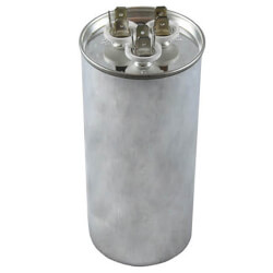 370V Round Dual Run Capacitor (80/5 MFD) Product Image
