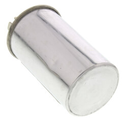 440/370V Round Dual Run Capacitor (10 MFD) Product Image