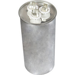440V Round Dual Run Capacitor (80/7.5 MFD) Product Image