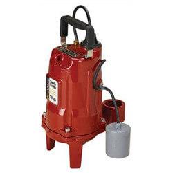 PRG Series - Manual <br> Residential Grinder<br>  Pump 115V 25' Cord Product Image