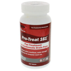 Pro-Treat 161 Drain Pan Treatment (100 Tablets) Product Image