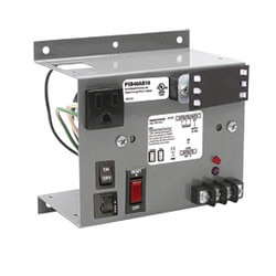 Panel Mount Single 40VA Power Supply, 120 Vac to 24 Vac Product Image