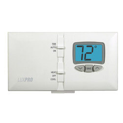 Digital Non-Programmable Thermostat, Dual Powered (1 Heat - 1 Cool) Product Image
