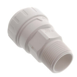 """3/4"""" CTS x 3/4"""" NPT Speedfit Secure Male Connector Product Image"""