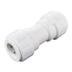 "PSEI0416 3/8"" CTS Twist & Lock Speedfit Coupler Product Image"