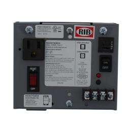 Enclosed Single 100VA Power Supply,<br>120 Vac to 24 Vac Product Image