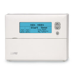 Everything Stat Programmable Thermostat, Universal Compatibility (2 Heat - 2 Cool)