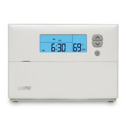 7 Day Programmable Heat Pump Thermostat (3 Heat - 2 Cool)