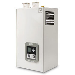 86,000 BTU Output Prestige Solo 110 Condensing Gas Boiler w/ TriMax Control (NG)