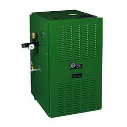 PVCG-A 104,000 BTU Output, Spark Ignition Gas Fired Water Boiler (Nat Gas)