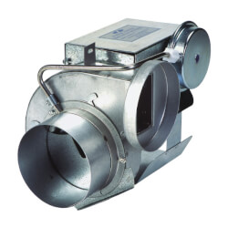 "4"" Inlet Oil Venter<br>(120 VAC) Product Image"