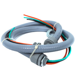 """3/4"""" X 6' Whip with Non-Metallic Fitting Product Image"""