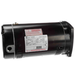 56Y 3-Phase Sq. Flange Pump Motor (200-230/460V, 3450 RPM, 3 HP) Product Image