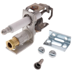Pilot Burner for natural gas with a BCR-18 orifice