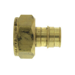 "3/4"" ProPEX Fitting Assembly<br>R25 Thread Product Image"