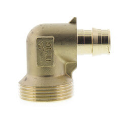 """R32 x 3/4"""" ProPEX Adapter Elbow Product Image"""