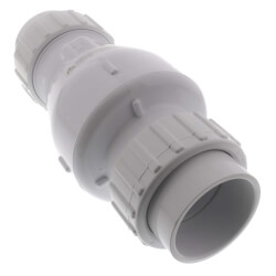 """2"""" Quiet Spring-Loaded Check Valve Product Image"""