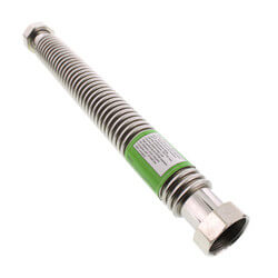 "1-1/2"" Flexible Water Heater Connector<br>(18"" Length) Product Image"