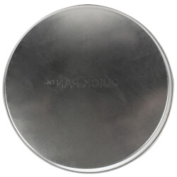 """20"""" Aluminum Water Heater Pan with<br>PVC Drain Fitting Product Image"""