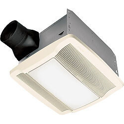 Energy Star Fan & Light Finish Pack - 110 CFM