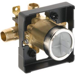 """MultiChoice Valve Body Only w/ 1/2"""" Universal Inlets/Outlets Product Image"""