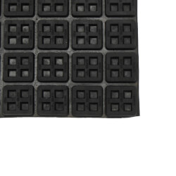 "Super W Natural Rubber Vibration Isolation Pad <br>(18"" x 18"" x 3/4"") Product Image"