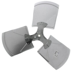"22"" Aluminum 3 Blade Hubless Fan Blade (30° Pitch) Product Image"