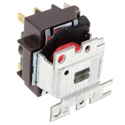 24V General Purpose Relay w/ DPDT Pilot Duty switching Product Image