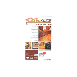 Radiant Flooring Guide 2008