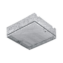 """Model RD1 Ceiling Radiation/Fire Damper<br>12-1/2"""" x 12-1/2"""" Product Image"""
