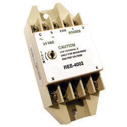 2-Stage Electric Reheat with 1-Stage Fan Box Relay Module Product Image