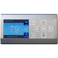 Commercial High Definition Thermostat (GE: 2H/2C, HP: 4H/2C) Product Image