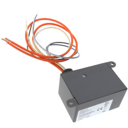 Enclosed Relay 20 Amp SPST & Override w/ 24 VAC/DC/120 VAC Coil Product Image