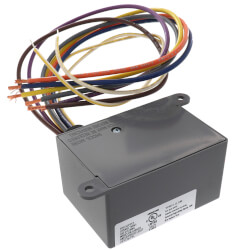 Enclosed Relay 20 Amp DPDT w/ 24 VAC/DC Coil Product Image