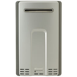 RL94EN 199,000 BTU Non-Condensing Outdoor Tankless Heater (NG) Product Image